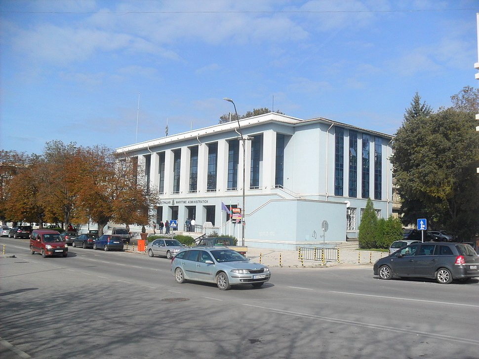 Maritime Administration in Varna, Bulgaria