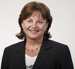 Marlene Mortler - Marlene Mortler in 2012