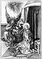 Martin Schongauer - Verkündigung an Maria (L 1).jpg