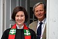 Martina Trauschke, Pastorin der Neustädter Hof- und Stadtkirche St. Johannis in Hannover, und Andreas Kehler, Vorsitzender des Kirchenvorstands.jpg