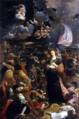 Martirio di sant'Orsola - Ludovico Carracci.png