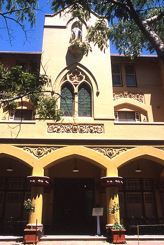 Mary MacKillop - Mary MacKillop museum on Mount Street, North Sydney