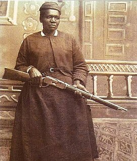 Mary Fields American mail carrier