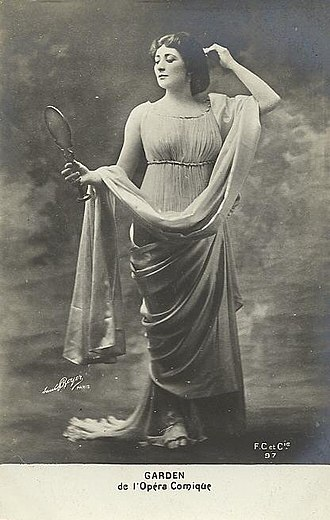 Mary Garden - Mary Garden in the opera Thaïs