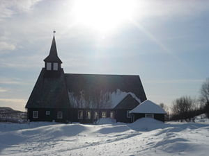 Masi Church - Image: Masi kirke