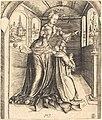 Master MZ, Solomon Worshipping False Gods, NGA 37147.jpg