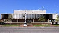Matagorda County Texas Courthouse 2016.jpg