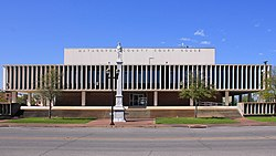 Matagorda County Texas Courthouse 2016.jpg