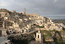 Matera - veduta della Civita da S. Maria di Idris.JPG
