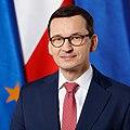 Mateusz Morawiecki Prezes Rady Ministrów (cropped square).jpg