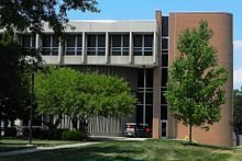 Math-Science Building
