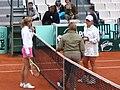 Mathilde Johansson, Roland Garros 2005 (4279423257).jpg
