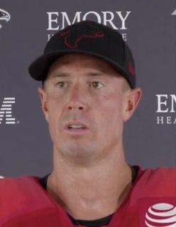 Matt Ryan (American football) American football player