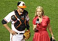 Matt Wieters and Heidi Watney (4).jpg