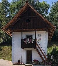 Mauerspeicher, Oberallach, Gemeinde Trebesing, Kärnten.jpg