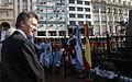 Mauricio Macri encabezó el acto oficial por el 433° aniversario de la fundación de la Ciudad (9570891307).jpg