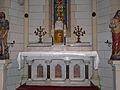 Mauzac (24) église autel.jpg