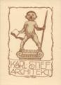 Max Frey - Ex Libris, Karl Stief.tiff