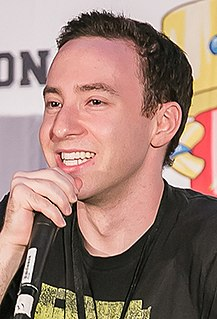 Max Mittelman American voice actor