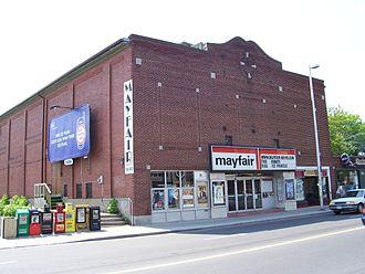 Mayfair Theatre - Image: Mayfair Theatre thumb
