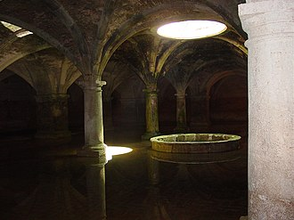 El Jadida - Manueline cistern of the El Jadida fortress.