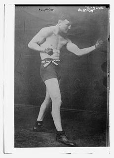 Al McCoy (boxer) American boxer