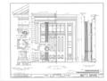 McCrary-Otts House, 805 Otts Street, Greensboro, Hale County, AL HABS ALA,33-GREBO,6- (sheet 6 of 8).png