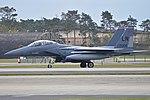 McDonnell Douglas F-15E Eagle '01-2000 LN' (30597779610).jpg