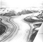 Meade Glacier,valley glacier with lateral moraines, August 27, 1969 (GLACIERS 5192).jpg