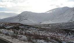 none  Meall a' Bhùiridh from the A82