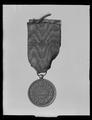 Medalj Citadel van Antwerpen - Livrustkammaren - 53537.tif