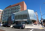 The Academic Complex Building of Medgar Evers College