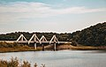 Mehaffey Bridge - Coralville Lake Reservoir, Iowa River (41672076921).jpg