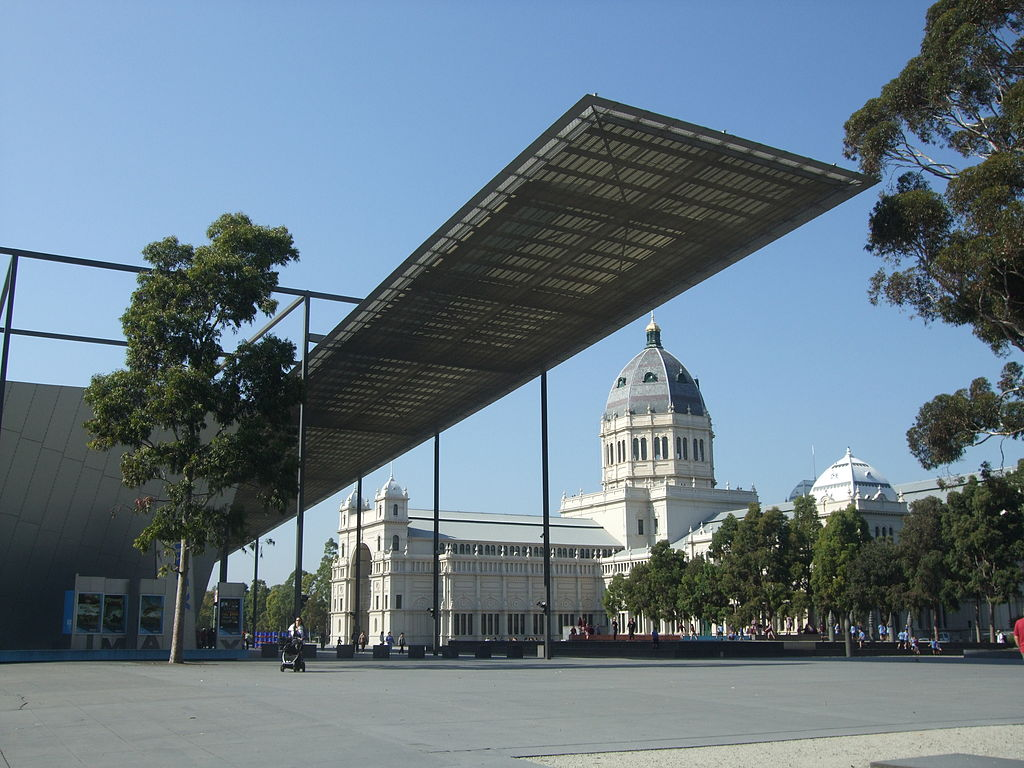 Melbourne Museum and Royal Exhibition building 2012