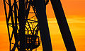 Melbourne Star Observation Wheel at sunset.jpg