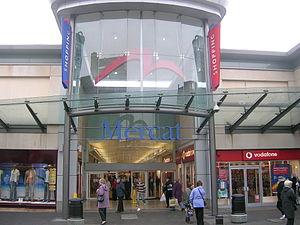 The Mercat Shopping Centre - High Street Entrance