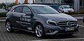 Mercedes-Benz A 180 CDI BlueEFFICIENCY Urban (W 176) – Frontansicht, 10. November 2012, Velbert.jpg