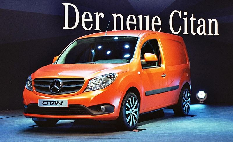 File mercedes benz citan w 415 on iaa 2012 background for Mercedes benz tagline