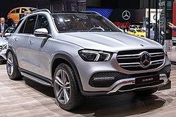 Mercedes-Benz GLE 450, GIMS 2019, Le Grand-Saconnex (GIMS1254).jpg