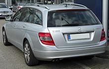 Mercedes-Benz C-Class (W204) - Wikipedia