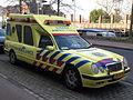 Mercedes Dierenambulance 'Pupielance', Amsterdam, The Netherlands pic1.JPG