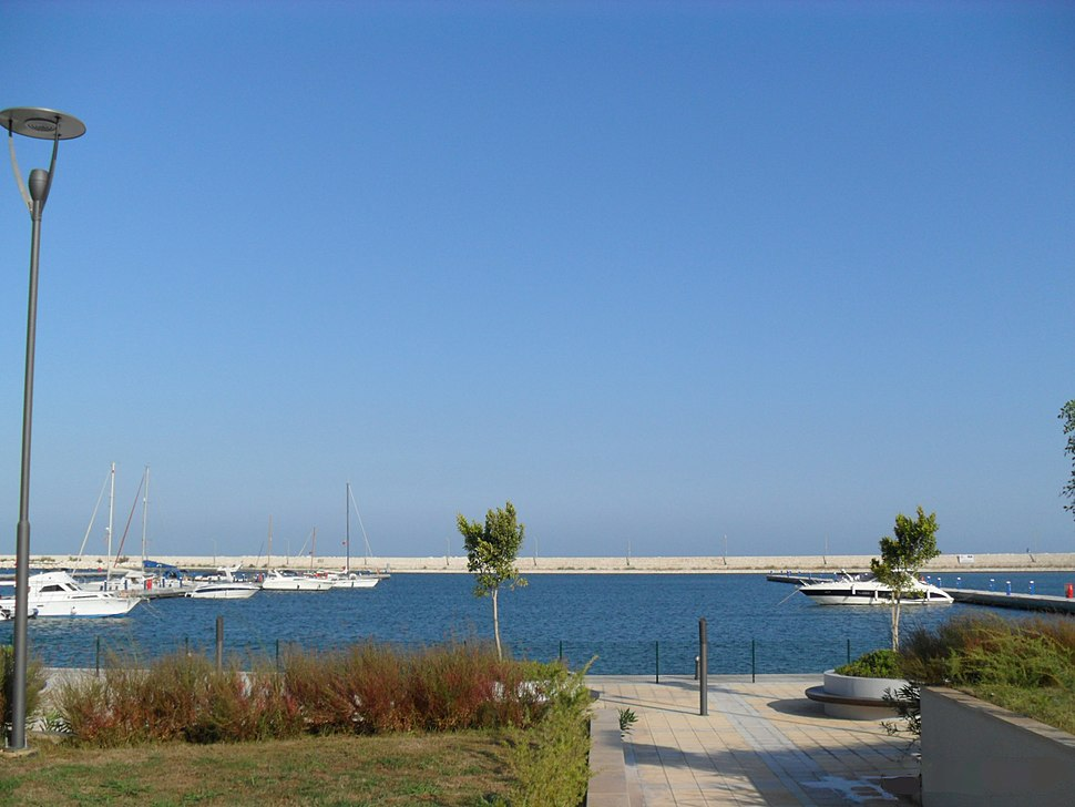 Mersin yenişehir Marina
