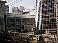 Metamorphosing Akihabara Depart Store to Atre Akihabara 1 (JR秋葉原駅 アキハバラデパート工事) (2010-02-08 10.56.06 by yuiseki aoba).jpg