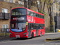 Metroline VWH2025 on Route 34, Walthamstow Central (15604187229).jpg