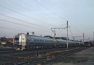 Metroliner (train) - Image: Metroliner (24291720919)