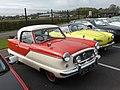Metropolitan (1958) & VW Karmann Ghia (1972) (33683494141).jpg