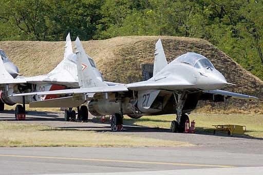 MiG-29 Hungary (20966429751)