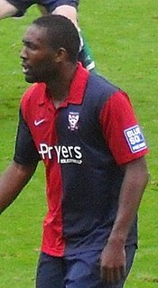 Michael Rankine English association football player