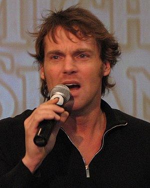Michael Shanks - Shanks at the Creation Official Stargate Convention, 2007