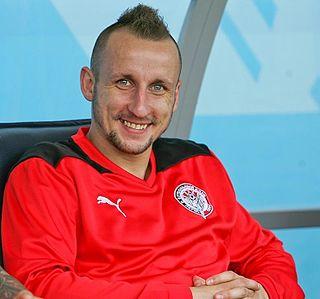 Michal Breznaník Slovak footballer